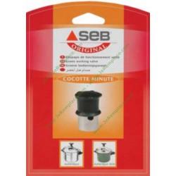 Seb soupape régulateur cocotte vert authentique 980006