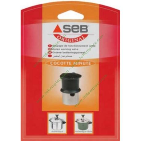 ss-980006 soupape régulateur pour cocotte vert authentique