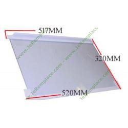 Clayettes bac à légume réfrigérateur 2425099476 Electrolux 2062798000