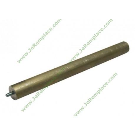 Anode pour chauffe eau longueur 350 mm diamètre 21 filetage m8