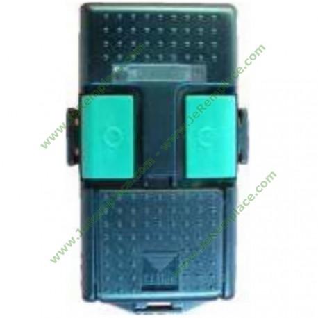 Télécommande 2 touches CARDIN S 476 TX2 pour motorisations de portail