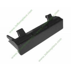 00057135 Poignée de porte noir pour lave vaisselle