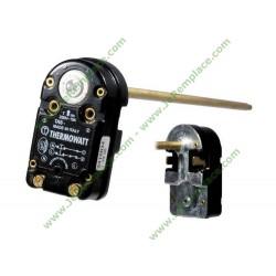 Thermostat thermowatt TAS 3412075 de chauffe eau tige 270 mm
