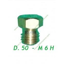 C730005N2 Injecteur butane/propane auxiliaire D 50 pour cuisinière