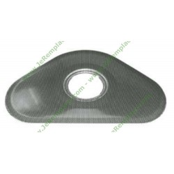 Filtre de vidange Inox lave vaisselle indésit ariston c00054851 c00145075