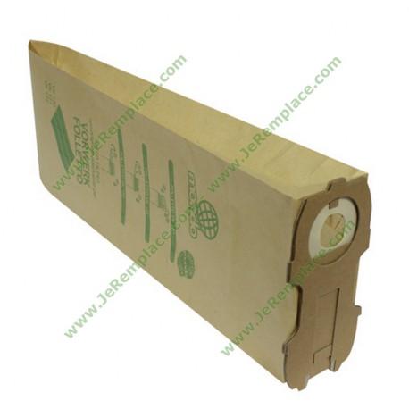 vk118 à vk122 Boite de 8 sacs à poussière pour aspirateur Vorwerk
