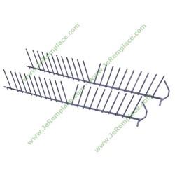 00350523 Support assiette X2 lave vaisselle Bosch Siemens 00350523