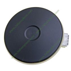 Plaque chauffante 1500W pour plaque de cuisson diamètre Int. 180mm Ext. 195mm