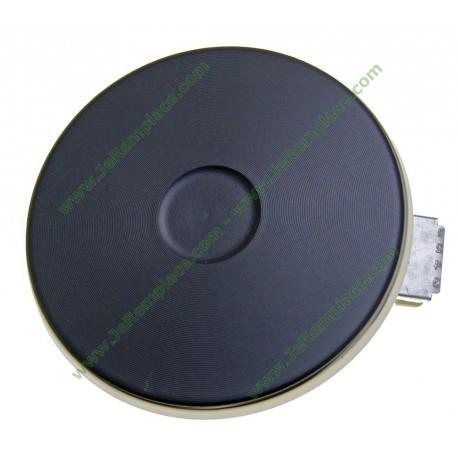EGO 12.18453.022 Plaque chauffante électrique diamètre 180mm 1500W