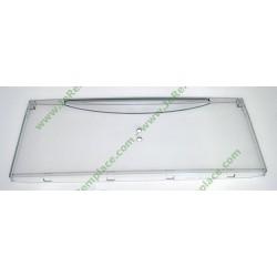 9791356 Façade de tiroir sans sérigraphie pour réfrigérateur liebherr