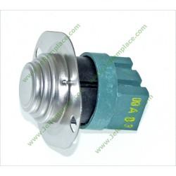 Klixon 60°C de sortie ventilation sèche linge whirlpool 481227128369