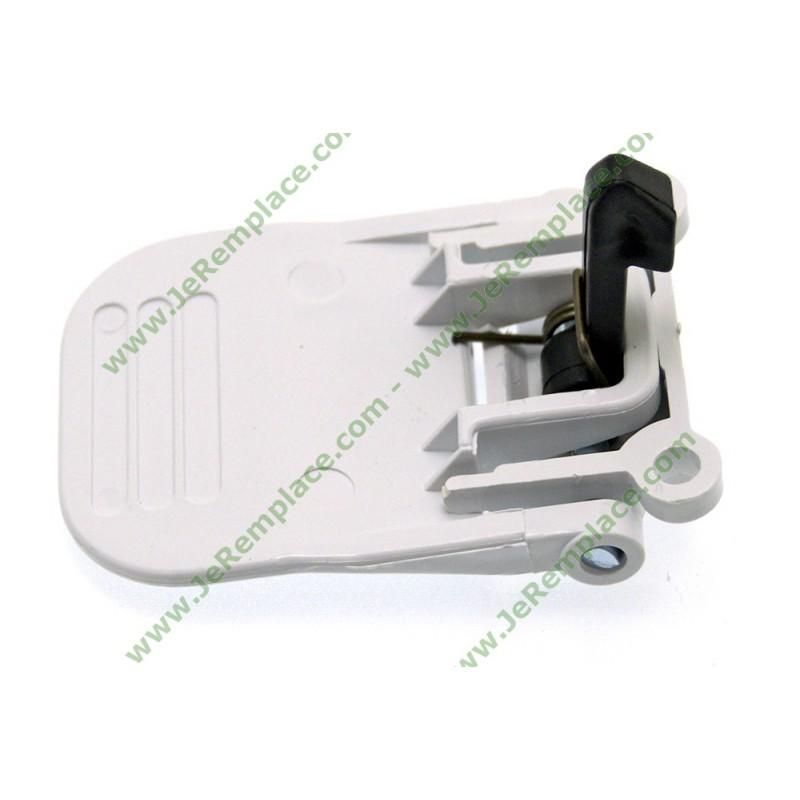 Poignée de hublot blanche pour lave linge Fagor 55X9898