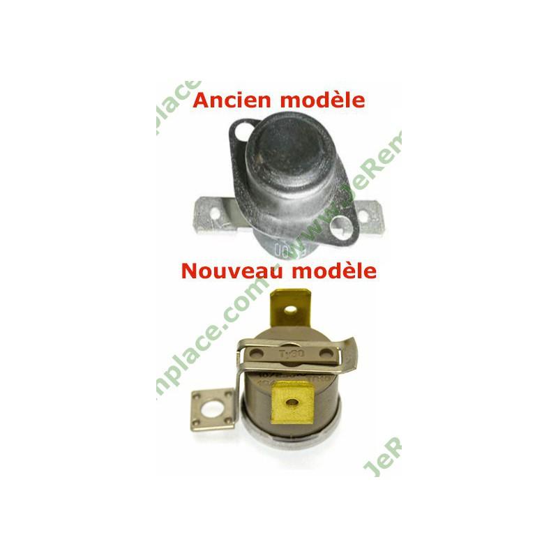 57x0662 thermostat klixon nc155d 155 degr s pour s che linge. Black Bedroom Furniture Sets. Home Design Ideas