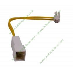 Kit connecteur pompe de vidange lave linge