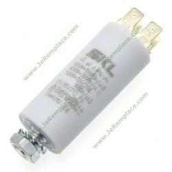 Condensateur permanent 4 micro farads pour moteur