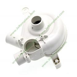 C00076138 Capot de moteur de cyclage pour lave vaisselle indésit