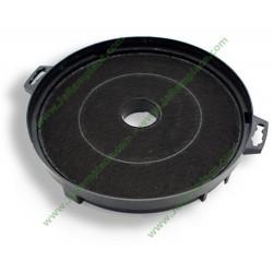Filtre rond à oreil avec kit d'adaptation 49004371 pour hotte candy