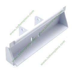 C00044653 Poignée de porte blanche pour lave vaisselle