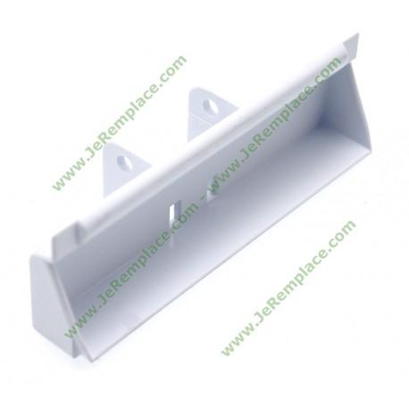 c00044653 poign e de porte blanche pour lave vaisselle. Black Bedroom Furniture Sets. Home Design Ideas