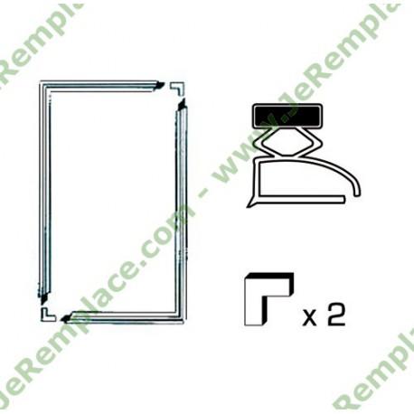Kit joint universel a semelle pour r frig rateur et - Joint de porte voiture universel ...