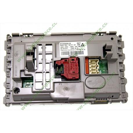 481010438418 Module vierge à programmer pour lave linge Whirlpool Laden