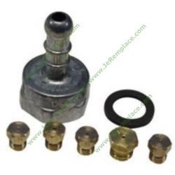Sachet d'injecteurs 481231038611 appareil de cuisson whirlpool