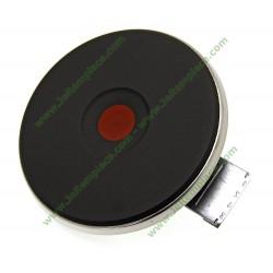 Plaque de cuisson électrique chauffante 1500W diamètre int.145 mm ext 160mm