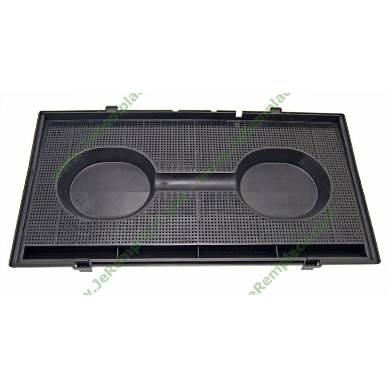 filtre charbon actif rectangle 190 amh520 hotte groupe electrolux aeg. Black Bedroom Furniture Sets. Home Design Ideas