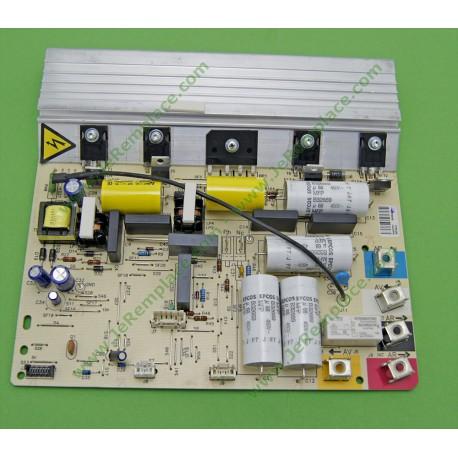 Carte de puissance induction 74x6512 74x8699, Sauter, Brandt