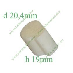 Moulinet bras supérieur lave vaisselle Vedette AS6022292