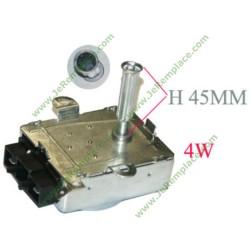 Moteur de tourne broche toutes marques 4 Watts 220 Volts brandt 76x4431