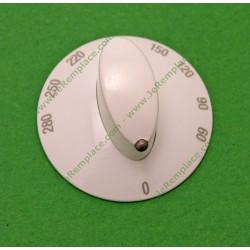 Manette de thermostat reglage de la température 44001318