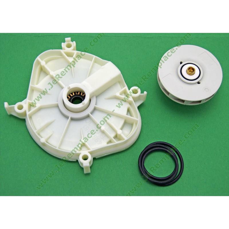 5011732 kit capot turbine de lavage lave vaisselle miele mpe31 62 02. Black Bedroom Furniture Sets. Home Design Ideas