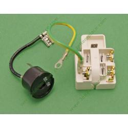 Ensemble relais de compresseur as6006926 brandt vedette