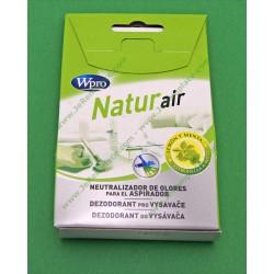 Désodorisant pour aspirateurs menthe citronnelle 480181700368 GRA003