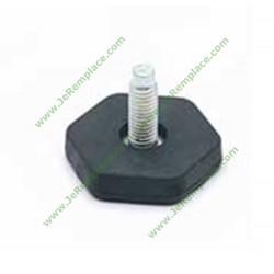 Pied réglable C00084387 pour lave linge
