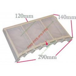 40005584 Filtre peluche pour sèche linge