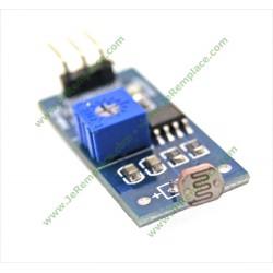 Shield arduino, photosensible module de capteur de lumière LM393