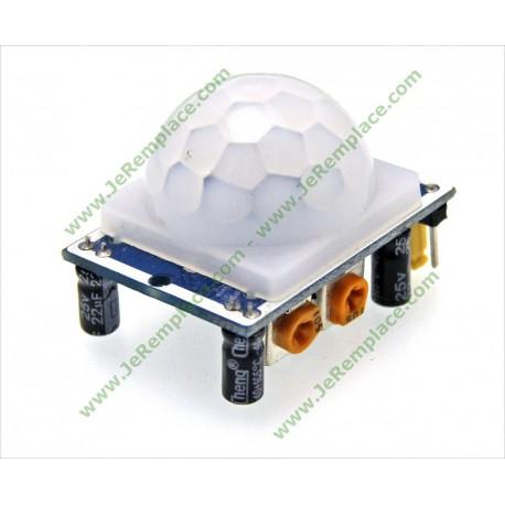 Shield Arduino module détecteur de présence ou de mouvement pir HC-SR501