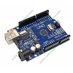 Carte à programmer Arduino UNO R3 ATMEGA328P