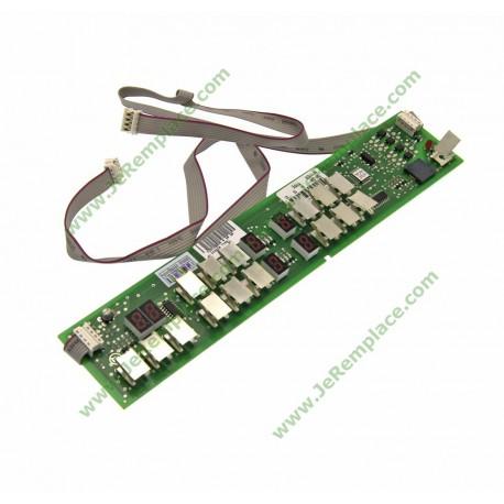 Module de commande plaque induction 72X8268 brandt sauter