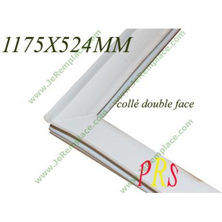 joint de porte r frig rateur liebherr coller 1173x523 7111056. Black Bedroom Furniture Sets. Home Design Ideas