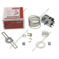 Thermostat froid danfoss N1- 077B0814 077B7001 pour réfrigérateur