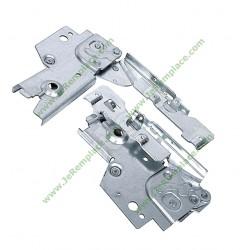 Charnière droite gauche de lave vaisselle électrolux 50286356006 50282839005