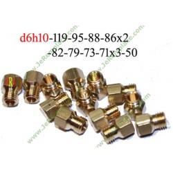 50253836006 Injecteur gaz butane pour cuisinière