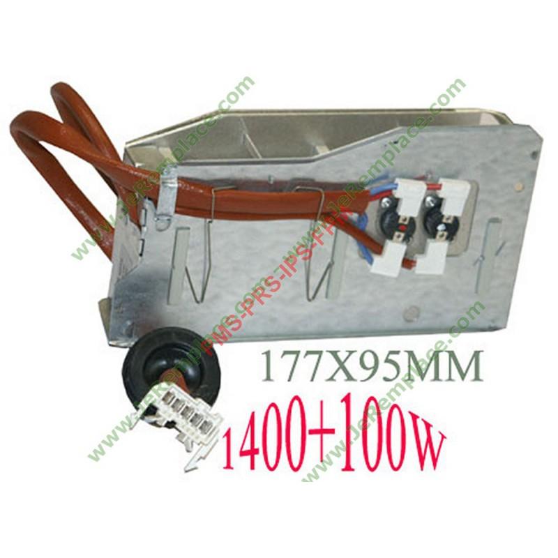 1125484111 r sistance de s che linge electrolux arthur martin. Black Bedroom Furniture Sets. Home Design Ideas