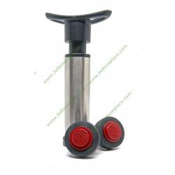 Pompe à vide d'air - Livrée avec deux bouchons - Conservation du vin