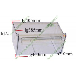 Tiroir de congélateur vertical Electrolux 2247086420 2247136076