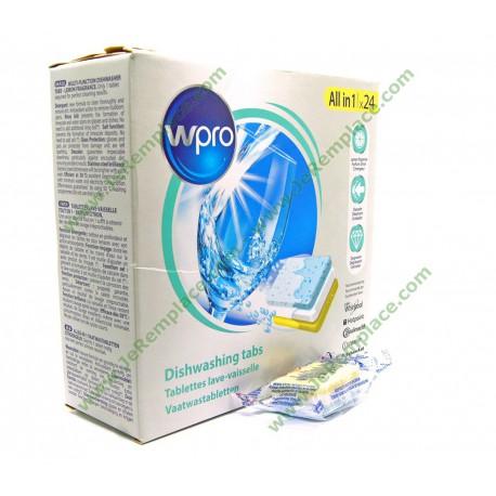 Tablettes nettoyant lave-vaisselle tout-en-un (TAB 310)