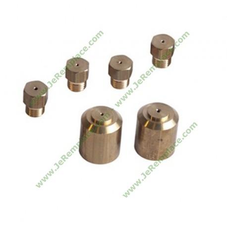 sachet Injecteur 76x3496 gaz butane cuisninière plaque cuisson